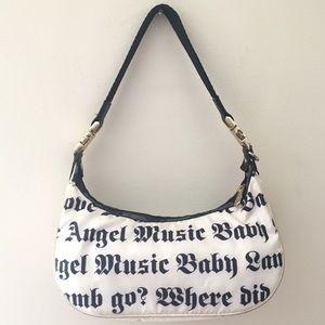 Lesportsac Gwen Stefani L.A.M.B White small bag